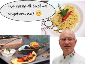 Ti invito a seguire il corso di cucina vegetariana dell'executive chef Francesco de Francesco.