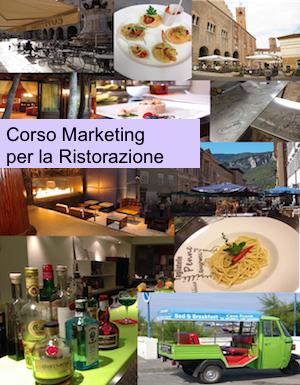 La copertina del libro del consulente marketing per la ristorazione.