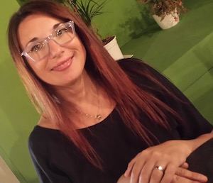 La psicologa Mariangela Balsamo, co-docente del corso.