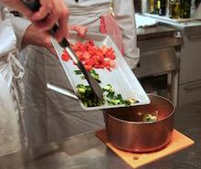 Un ragù interamente vegano, fatto solo con verdure e senza derivati animali.