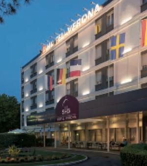 Il corso di gestione dello stress si svolge presso il SHG Hotel Verona.