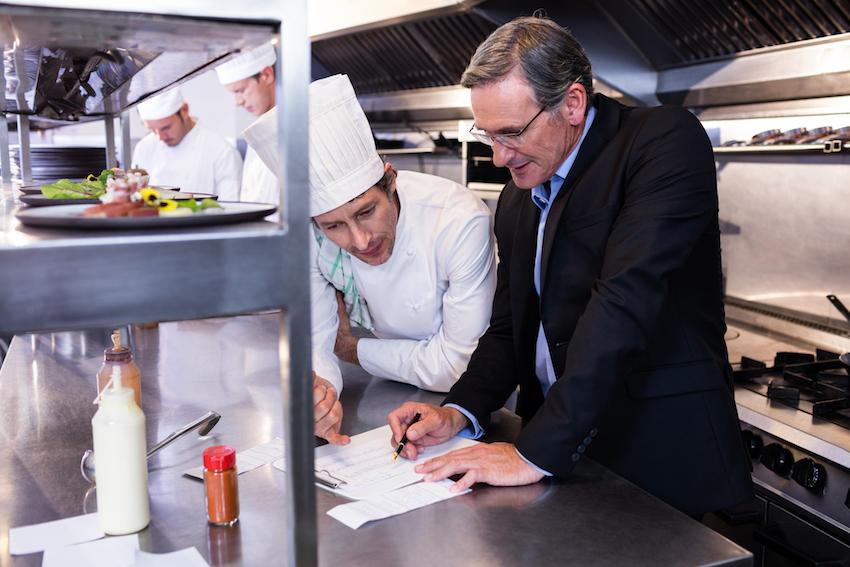 Momenti di consulenza e corsi nei ristoranti ed altri locali della ristorazione.