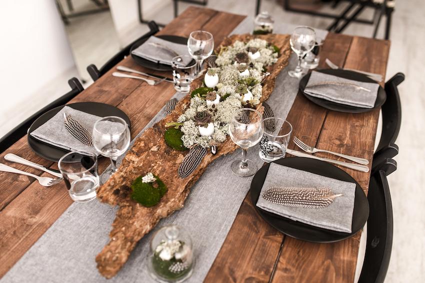 Consulenza con l'executive chef Francesco de Francesco per creare il tuo home food.