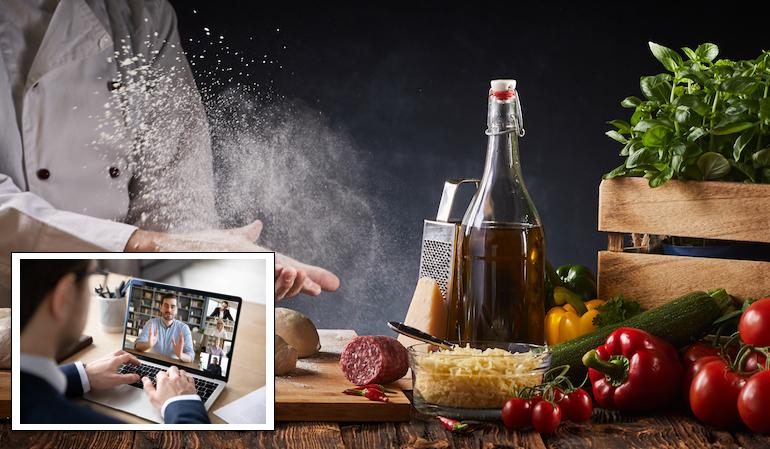 Consulenza a chi vuol lavorare come personal chef.