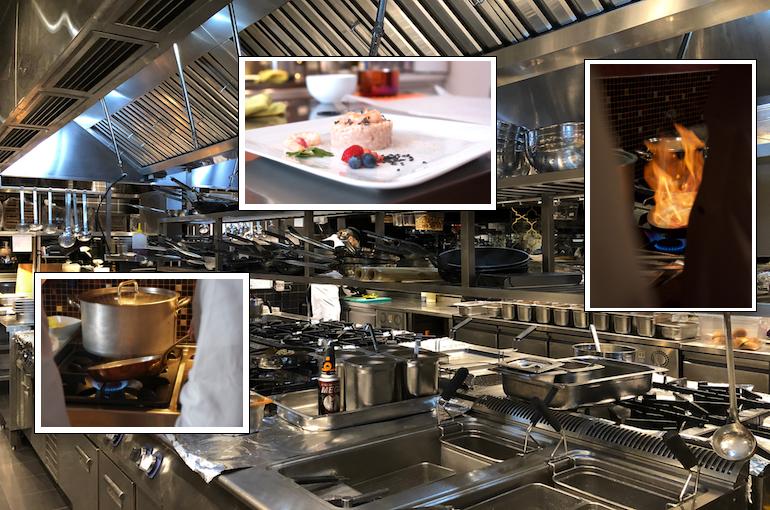 Col corso di cucina professionale personalizzato acquisisci tutte le conoscenze per diventare un cuoco.