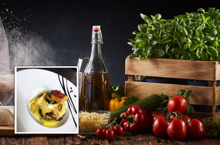 Un corso di cucina vegetariana, personalizzato per voi, inizio di un percorso culinario di qualità.