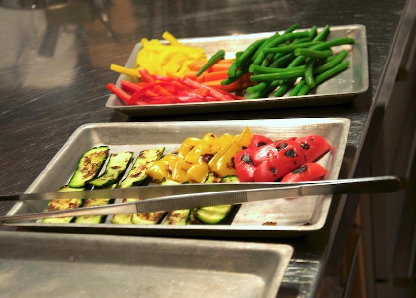 Il corso su verdure e ortaggi, una parte non accessoria di ogni corso di cucina che si rispetti.