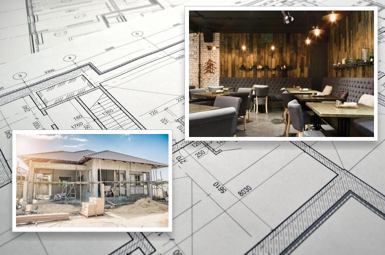Rappresentazione di una nuova apertura di ristorante, con la mia consulenza, dal momento iniziale all'inaugurazione.