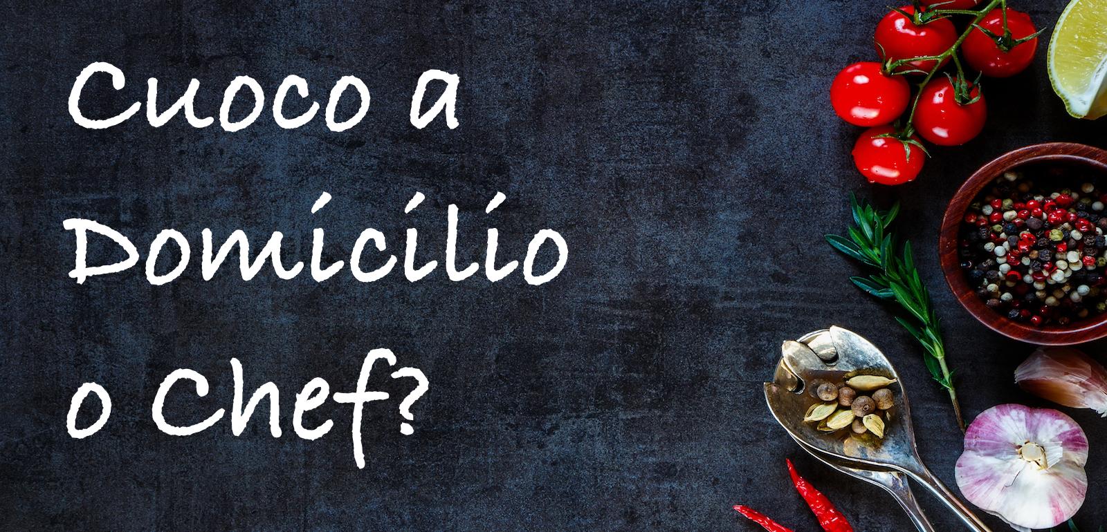 Le mie attività come executive chef a Verona, ma non solo.