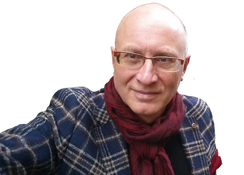 L'executive chef Francesco de Francesco, docente dei corsi di marketing personalizzati.