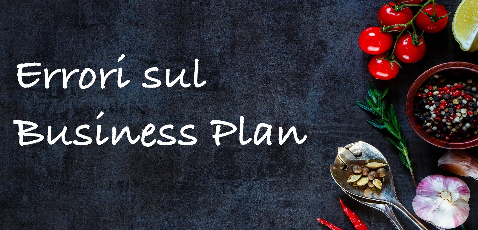 Si parla degli errori che un consulente per il business plan della ristorazione può evitare che facciate nel vostro.