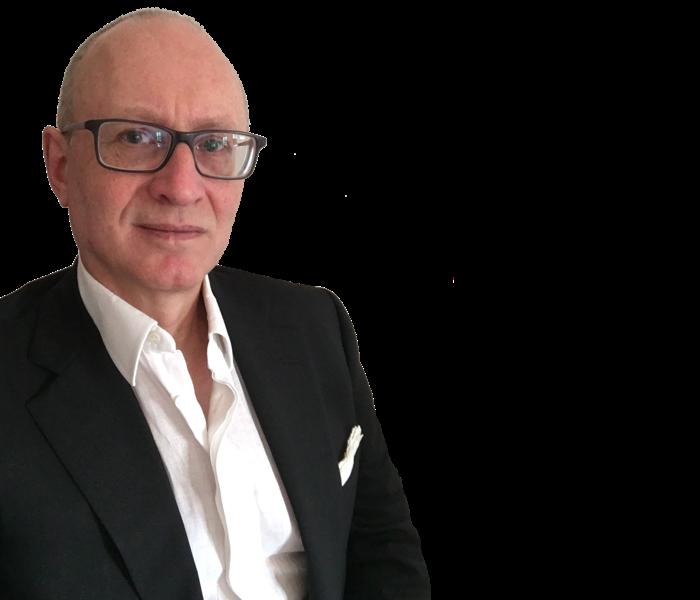 Il restaurant manager ed executive chef Francesco de Francesco.