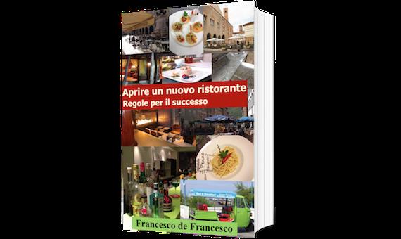 Il libro Aprire un nuovo ristorante.