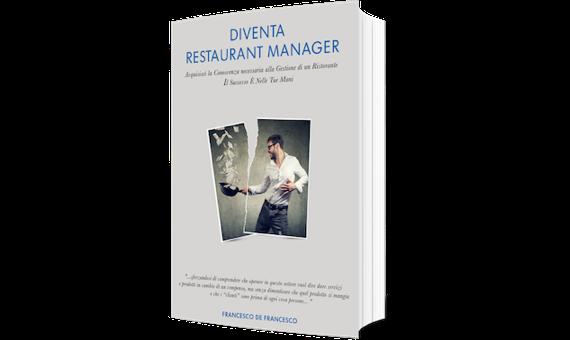 Il libro Diventa Restaurant Manager.