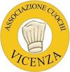 Il logo dell'Associazione Cuochi Vicenza.