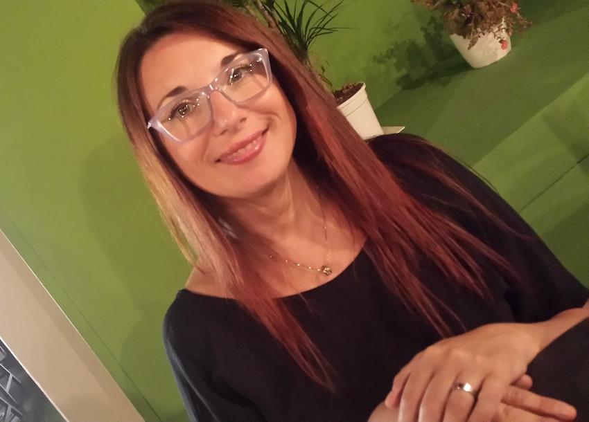 La psicologa Dott.ssa Mariangela Balsamo, docente del corso di gestione dello stress nella ristorazione.