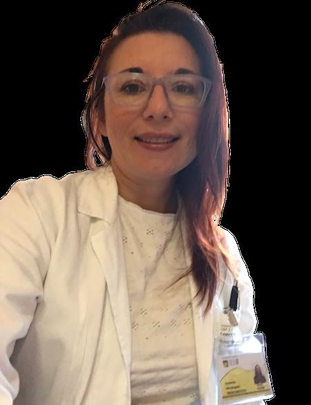 La psicologa Mariangela Balsamo, docente per tutti i temi legati allo stress ed alle neuroscienze nel corso di management della ristorazione.