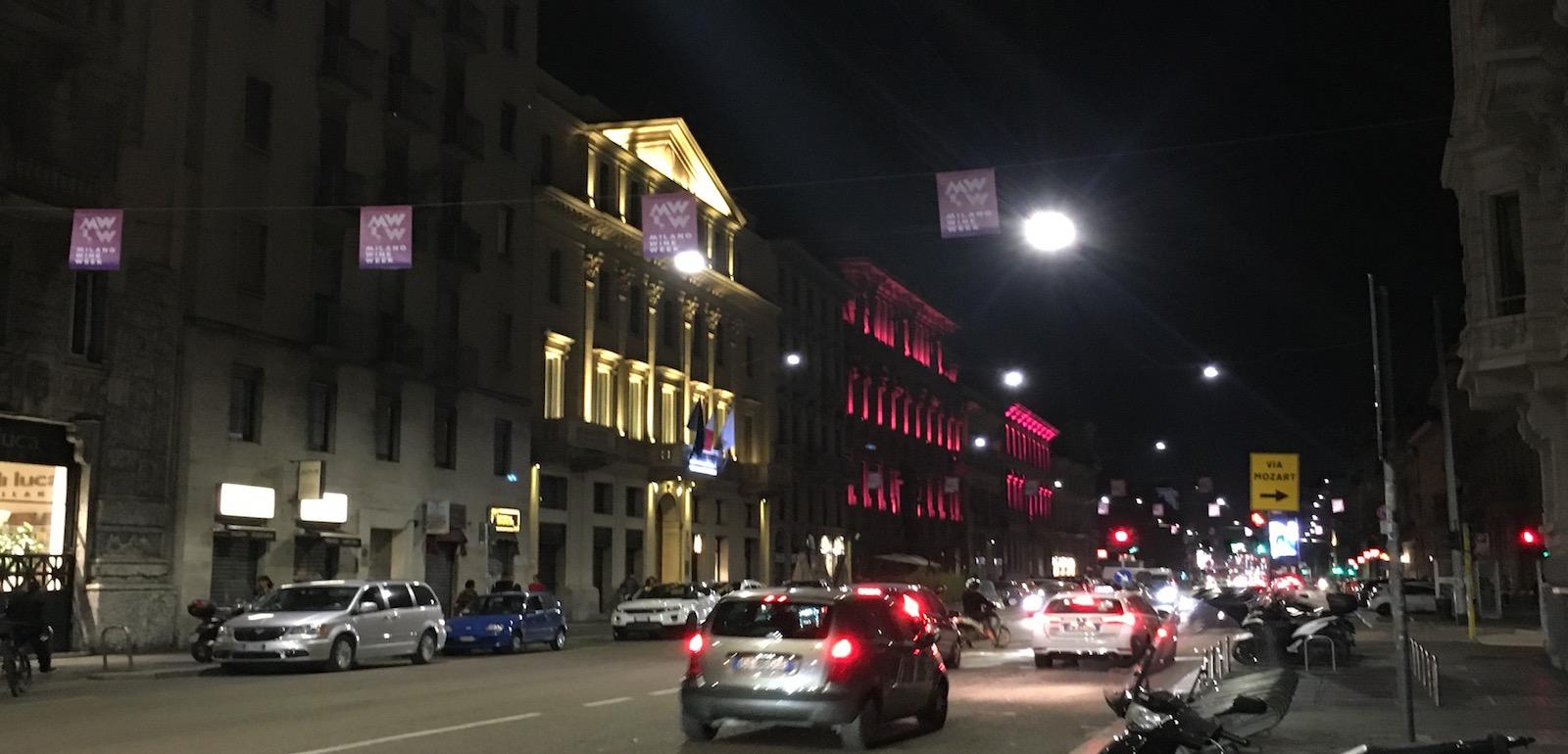 La città dove ho vissuto la maggior parte della mia vita, Milano.