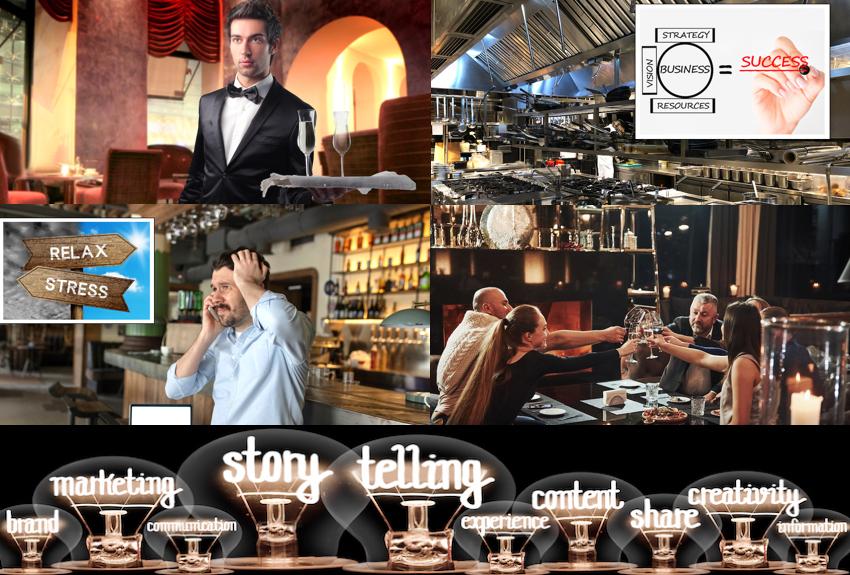Quali sono i moduli principali del percorso dedicato all'Executive Restaurant Management.
