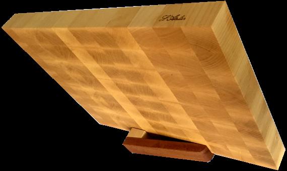 Il tagliere in legno d'acero per chi ama i propri coltelli di qualità.